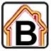 Energy efficiency rating - B